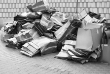 Recyclerie / Récuperateur de déchets